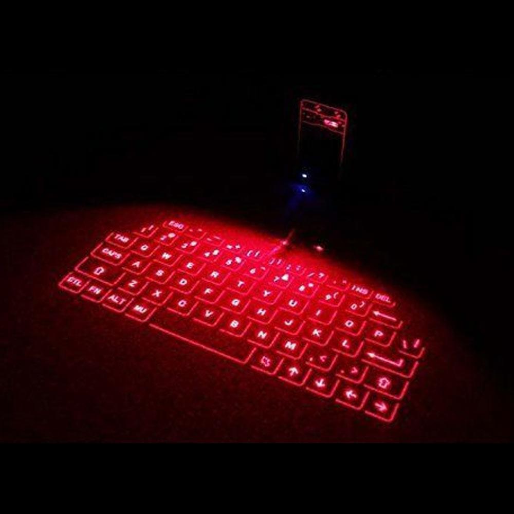 tastatur med lys