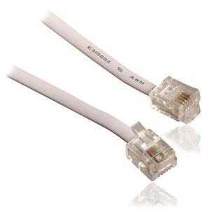 Telefonkabel til router