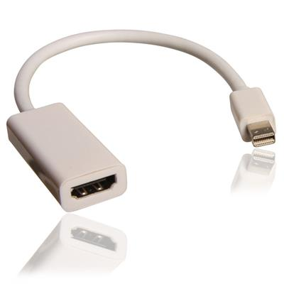 Mini Displayport til HDMI hun adapter