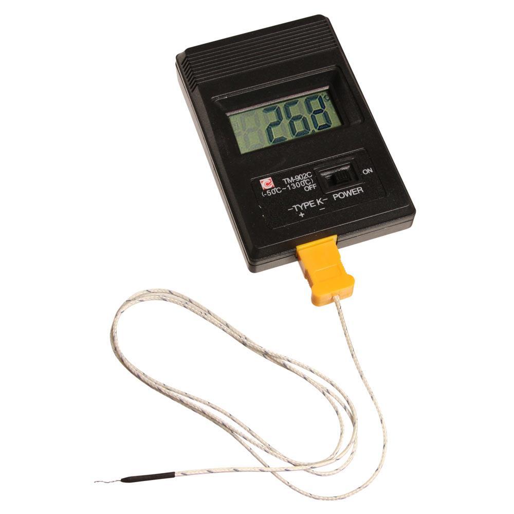 Digitalt termometer med ekstern sensor 5547b303aa161